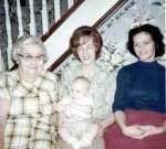 CLARY - Belle, Diana, Darin, Donna, 1964