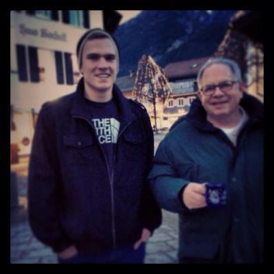 Joe & Bill in Germany