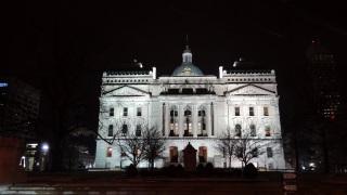 Indiana Capital Building